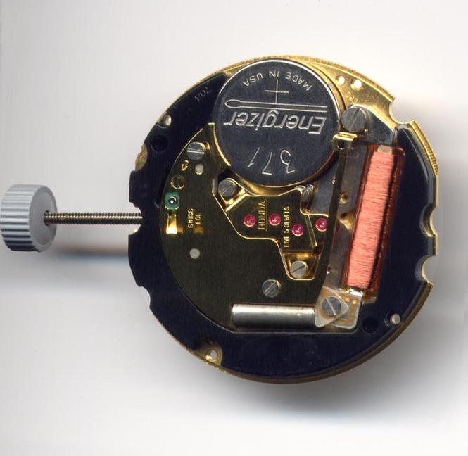 Ремонт своими руками кварцевые часы